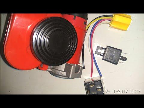 cara memahami Relay untuk klakson/lampu