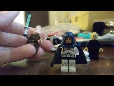 What You Can Do With All Those Extra Jedi Minifigures From This Set