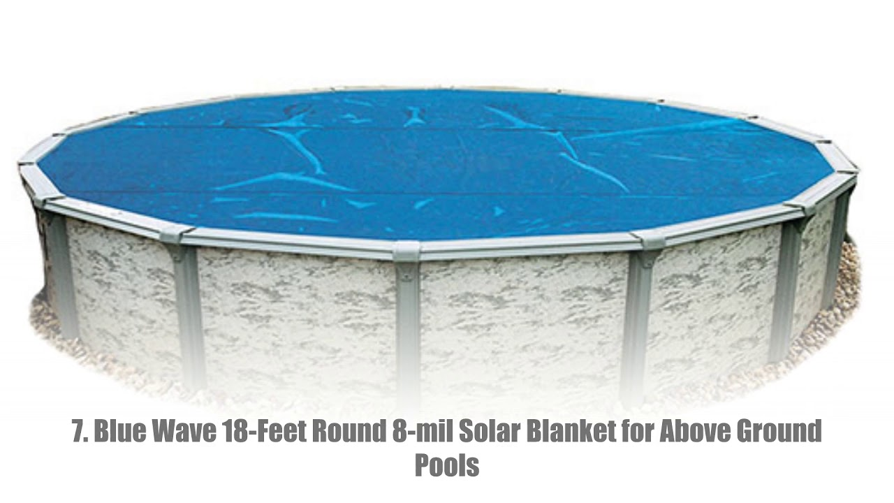Top 10 Best Above Ground Pool Winter Cover Reviews