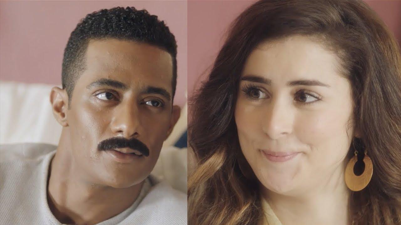 زين القناوي وزوجته ليلى في الصباحية - مسلسل نسر الصعيد - محمد رمضان