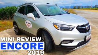 ⭕Buick Encore 2019 Mini SUV De Lujo   Mini Review