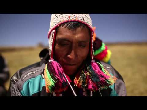 Peru, weaving history   Chullo1