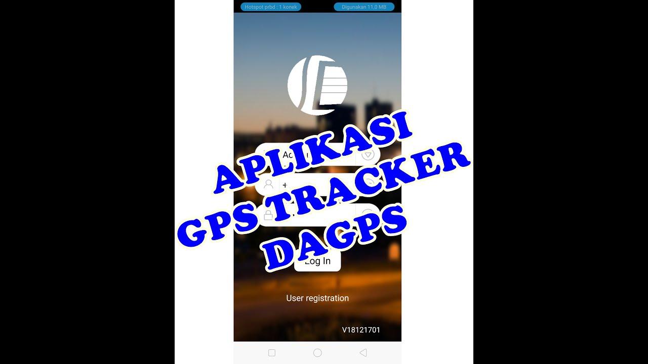 Aplikasi GPS Tracker DAGPS Part 2 | gps tracker tangerang | gps tracker  cirebon