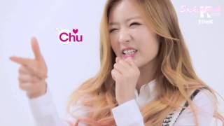 [SoshiAPinkSubs] Let's Dance - A Pink's Mr  Chu