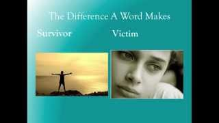 The Power of Language in Sexual Trauma Therapy: Words That Oppress, Words That Heal