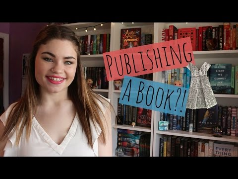 Publishing a Book?!