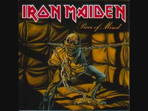 Revelations - Iron Maiden (with lyrics)