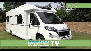 MMM TV motorhome review: Bailey Autograph 79-6