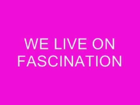 Alphabeat- Fascination Lyrics