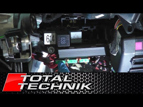 How to Find Location of Internal Relays - Audi A4 S4 RS4 - B6 B7 -  2001-2008 - YouTubeYouTube