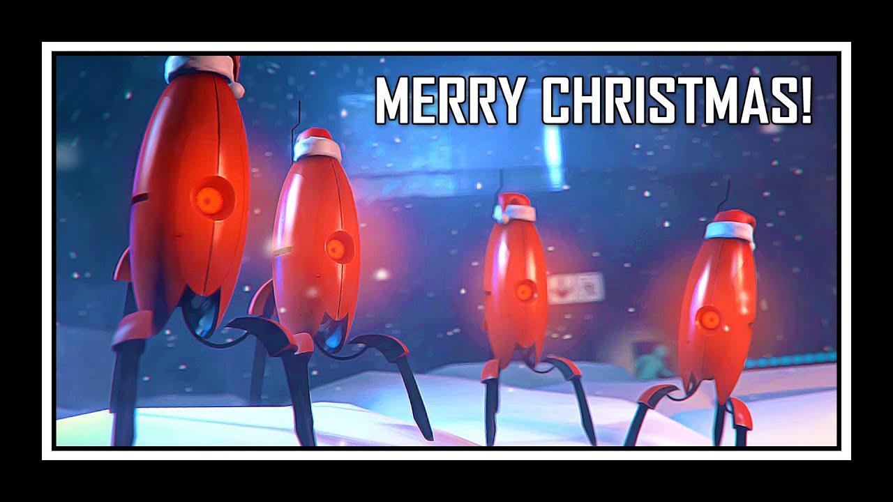 Portal - Christmas 2012 - YouTube
