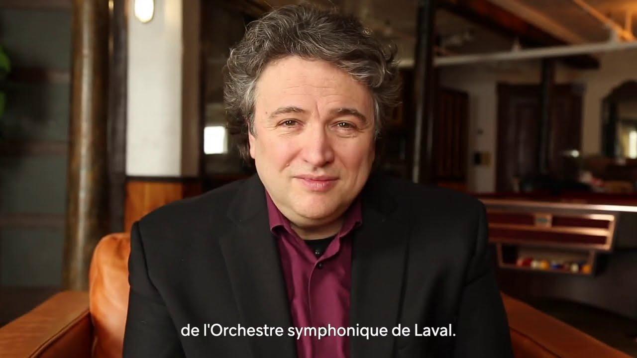 Série Au coeur de l'Orchestre | Alain Trudel (1/7) | 35 ANS