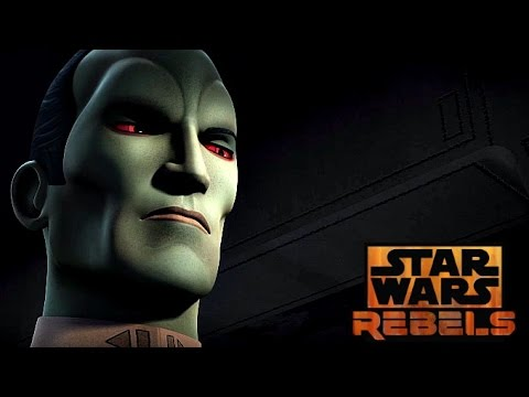 How Powerful is Grand Admiral Thrawn - Star Wars Explained