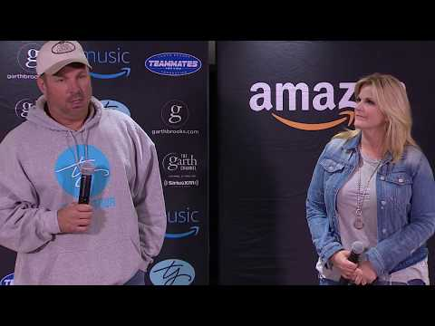 Garth Brooks & Trisha Yearwood press conference ahead of Calgary concert series