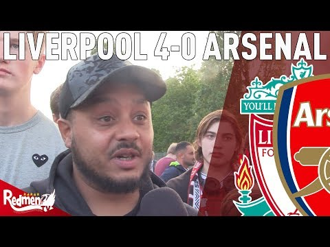 'It Was Shocking!' With Troopz | Liverpool v Arsenal 4-0 | #LFC Fan Cam