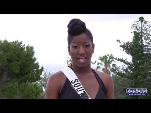 Miss Southampton Denae Simmons, 2013