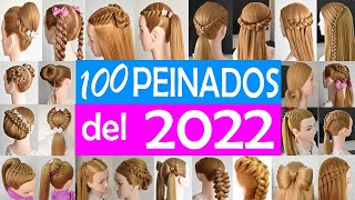 100 Easy and Fast Hairstyles with Braids for the 2020 Party - Girls - Graduation