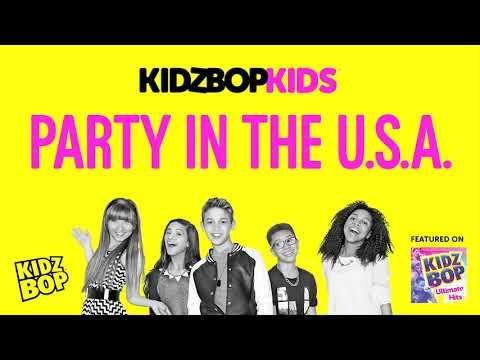 KIDZ BOP KidsParty in the USA KIDZ BOP Ultimate Hits