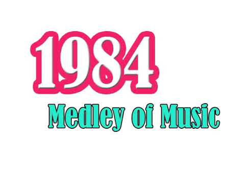 Copy of 1984 Medley of Music Mix - **FAIR USE**  Copyright Disclaimer under section 107