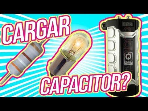 Como cargar un Capacitor - Caraudio
