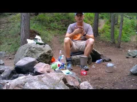 Colorado Trail Segments 1 & 2