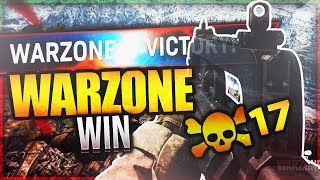 Becoming a PRO player in WarZone!!!