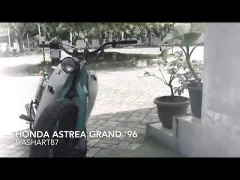 Street cup Aceh test drive (astrea grand '96)