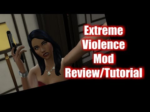 Extreme Violence Mod Review Tutorial 2017 streaming vf