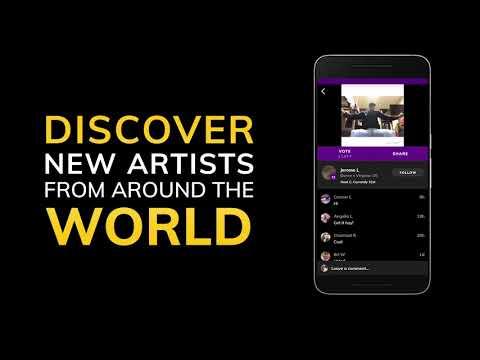 Megastar: Discover Talent - Apps on Google Play