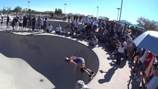 skatercon 2017 40 over contest