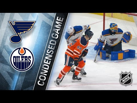 12/21/17 Condensed Game: Blues @ Oilers