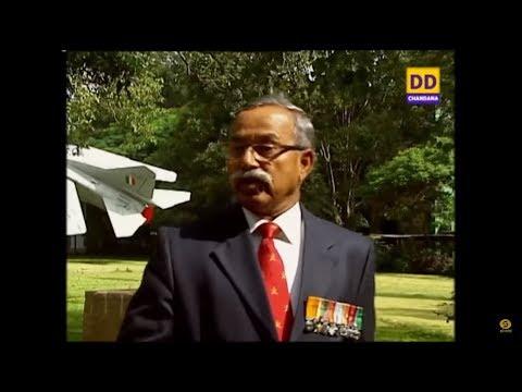 Inspirational talk by Major General Nanjappa |Indian army | Kechhedeya Veeraru Ep-1 | DD Chandana