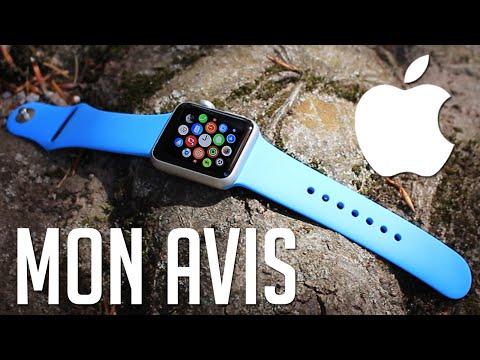 Mon avis sur l'Apple Watch après 1 semaine d'utilisation : Faut-il l'acheter? poster