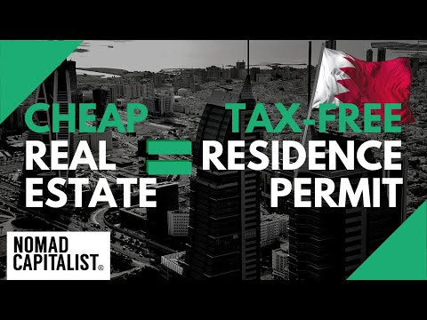 Buy Cheap Real Estate, Get a Tax-Free Residence Permit