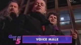 Winter Wonderland - Voice Male