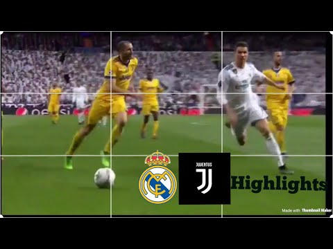 Real Madrid vs Juventus 1-3 2nd leg 2018-all goals and highlights(04/11/18)