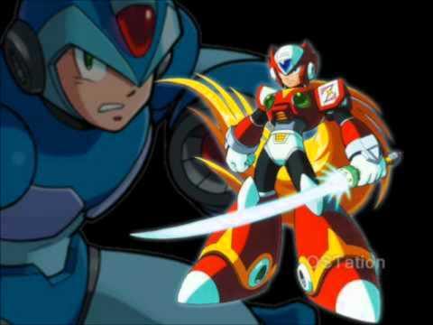 Mega Man X5 OST, X vs Zero