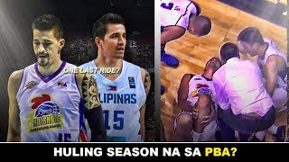 Huling season na nga ba ito ni Marc Pingris? | One of the best Forward in the PBA! Pure Hustle!
