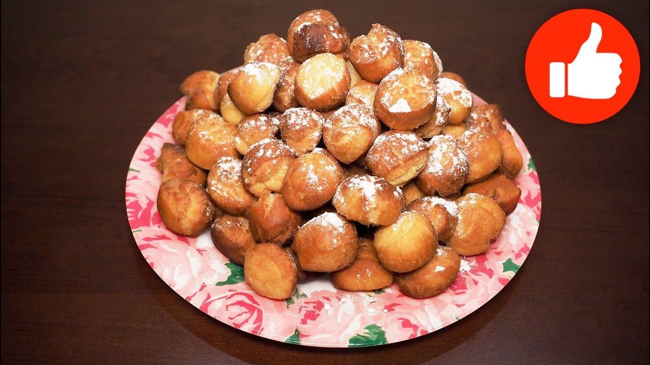 рецепт пончиков на английском языке