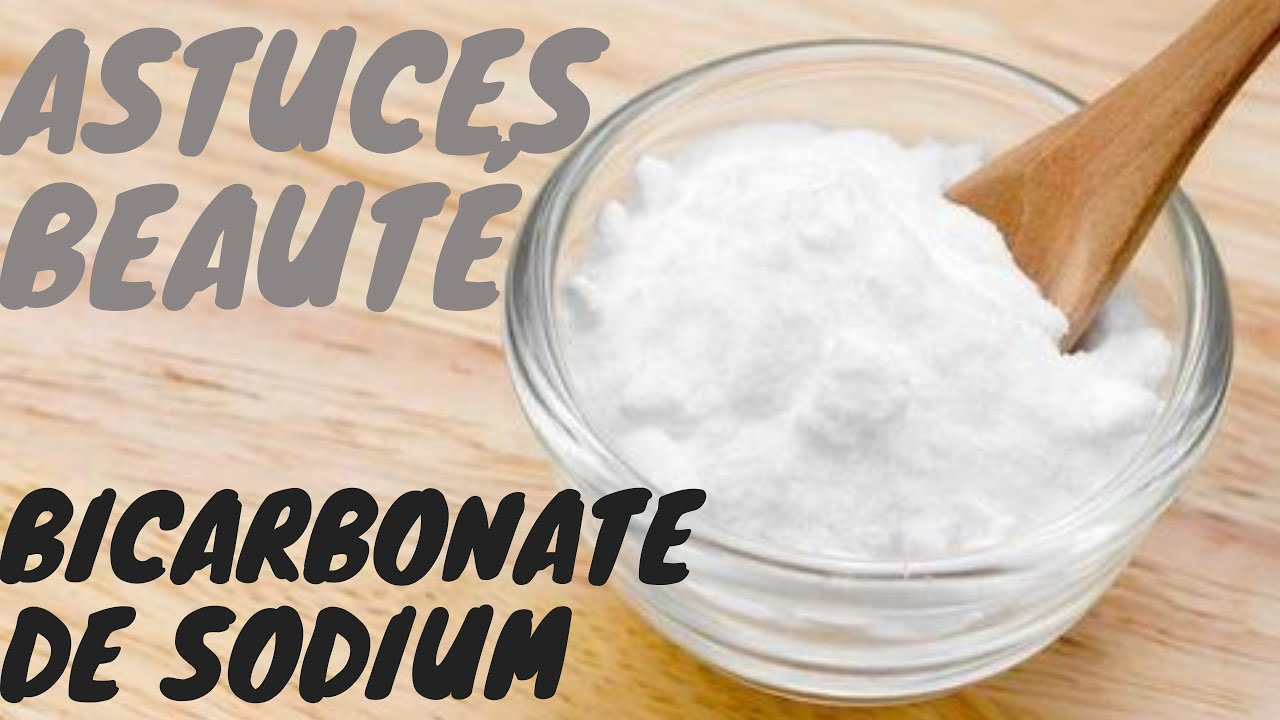 4 astuces bicarbonate de soude sodium youtube - Bicarbonate de sodium ou de soude ...