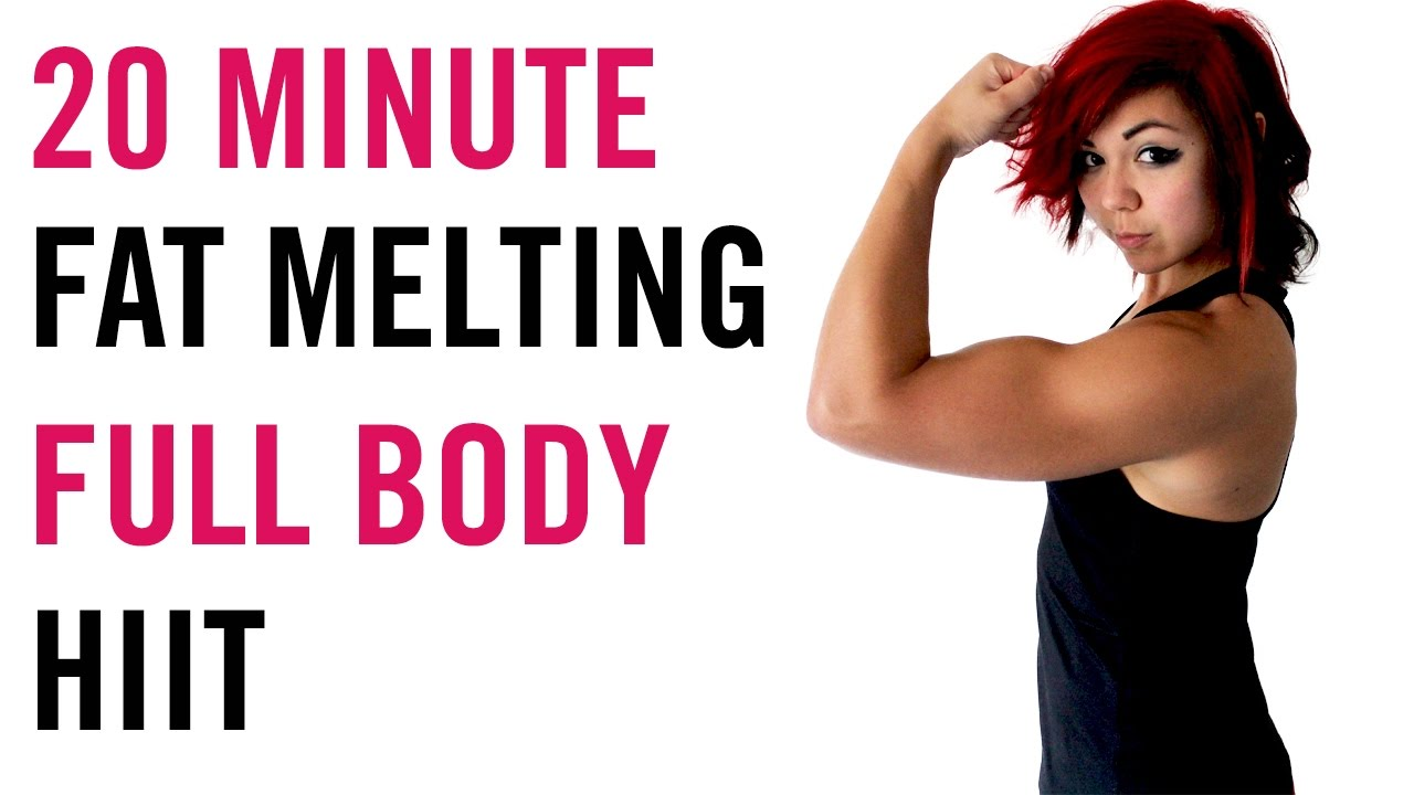 Melt Fat in Minutes with this HIIT Routine picture