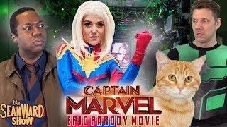 CAPTAIN MARVEL - Epic Parody Movie | The Sean Ward Show