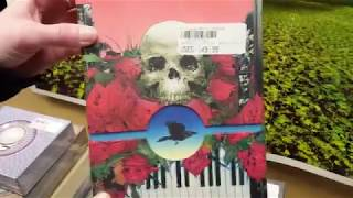 Grateful Dead CD Collection @ Princeton Record Exchange, Jan. 2018