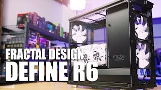 Possibly the best Mid-Tower of 2017 - Fractal Design Define R6
