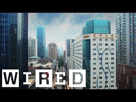 Shenzhen: The Maker Movement (Part 2) | Future Cities | WIRED