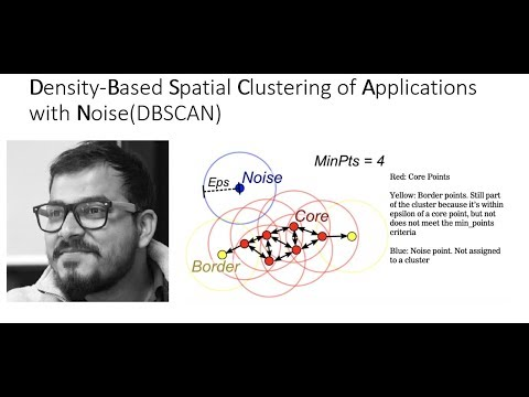 DBSCAN Clustering Easily Explained With Implementation