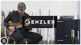 Genzler Magellan 800 Head + Bass Array 12-3 Bass Cabs