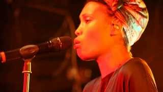 Imany in Moscow
