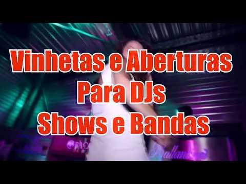 Vinheta de baile funk Abertura de baile funk Chamada de baile funk