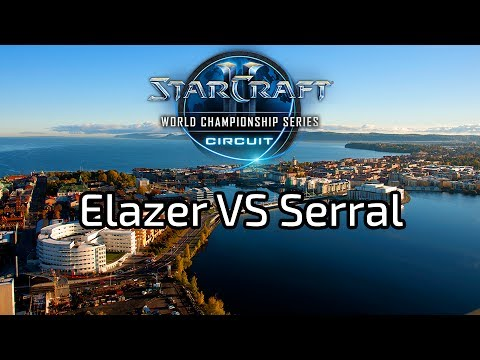 Elazer VS Serral - Ro4 - WCS Jonkoping 2017